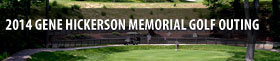 2014 Gene Hickerson Memorial Golf Outing